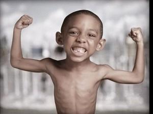 Khi trẻ có biểu hiện còi xương