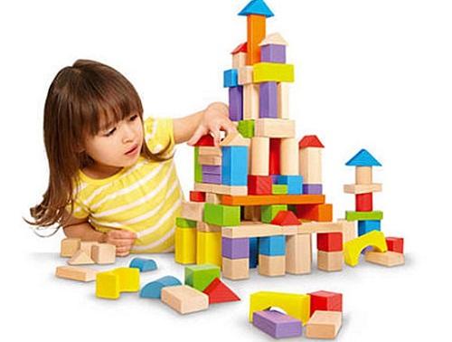 Chọn đồ chơi trí tuệ cho trẻ như thế nào?