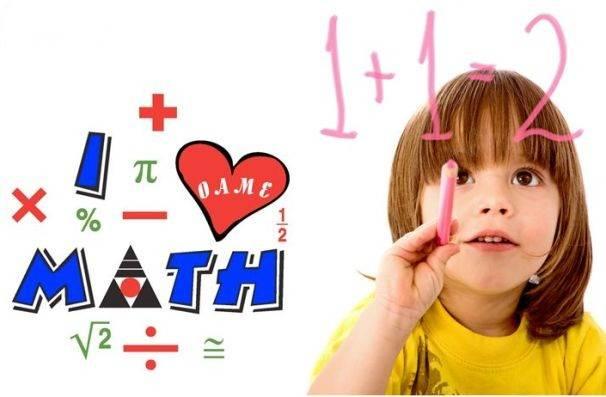 7 cách để giúp con học giỏi toán