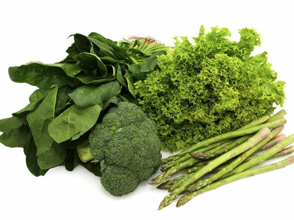 Thông tin về những loại rau tốt cho bà bầu