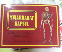 Cách sử dụng thuốc bổ xương khớp mujarhabat kapsul Malaysia