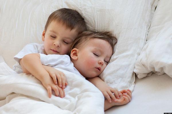 Cách giúp bé ngủ ngon và sâu giấc hơn
